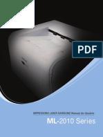 Manual Samsung Ml-2010