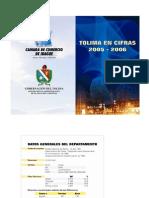Estadísticas del Tolima