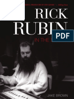 Rick Rubin in the Studio, By Jake Brown