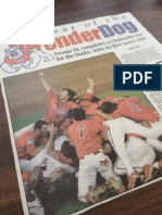 Fresno State WonderDogs Shock College Baseball World