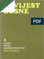 Muvekkit - Povijest Bosne I