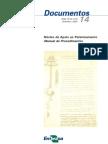 Manual de procedimentos para patentes Embrapa DOC14 2005