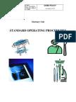 Mortuary Standard Operating Proceduresl08