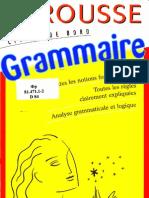 Larousse Grammaire t