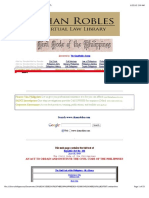 Civil Code of the Philippines - Book One (Full Text)
