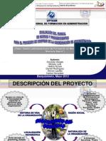 Diapositivas Del Manual de Normas y Procedimientos