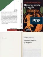 García Gual, Carlos - Historia, Novela y Tragedia