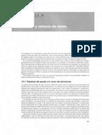 Capitulo 14- Analisis y Minera de Datos