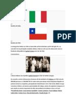 Inmigración italiana en Chile