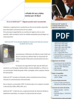 Gold Lock 3G Product Sheet_SPA