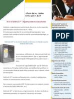 Gold Lock 3G Product Sheet_SPA_Laura