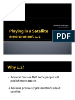 BlackHat DC 2010 Nve Playing With SAT 1.2 Slides