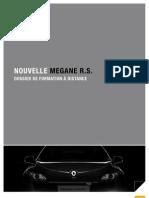 Nouvelle Mégane RS - Français 40 pages