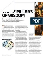 The 12 Pillars of Wisdom