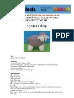 Cynthias Sheep