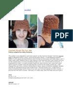 Flowerpot Hat