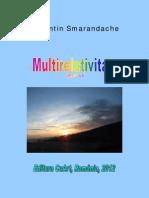 Multirelativitate (interviuri), de Florentin Smarandache