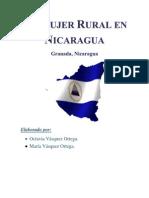 La Mujer Rural en Nicaragua