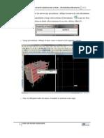 EDIFICIO 5 PÍSOS EN SAP2000 - 3ra PARTE