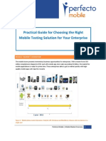Practical_Guide_WP-2012 - Mobile Testing Solution