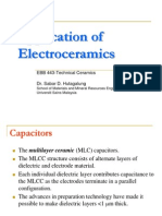 Chapter 10-Application of Electroceramics