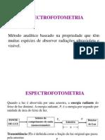 Espectrofotometria- [Modo de Compatibilidade]