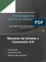 Tema 1 Muestreo de Senales y Conversion AD