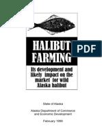 Halibut Farming