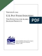 Pet Food Industry Report