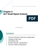 5_BJT Small Signal
