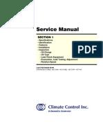 York Compressor Service Manual