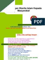 Sumbangan Wanita Islam Kepada Masyarakat-BSKL