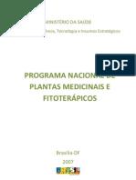 Programa Nacional de Plantas Medicinais e Fitoter%C3%A1picos.