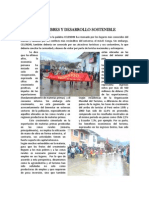 Costumbres y Desarrollo Sostenible Agora Popular Marzo