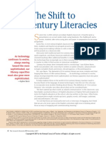 The+Shift+to+21st+Century+Literacies