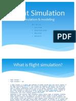 ITGS - Flight Simulation