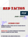Red Tacton Ppt