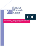 Value_proposition in Business Plam