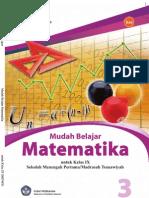 Kelas IX SMP Matematika Nuniek A