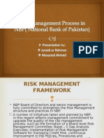 Risk Management Process In