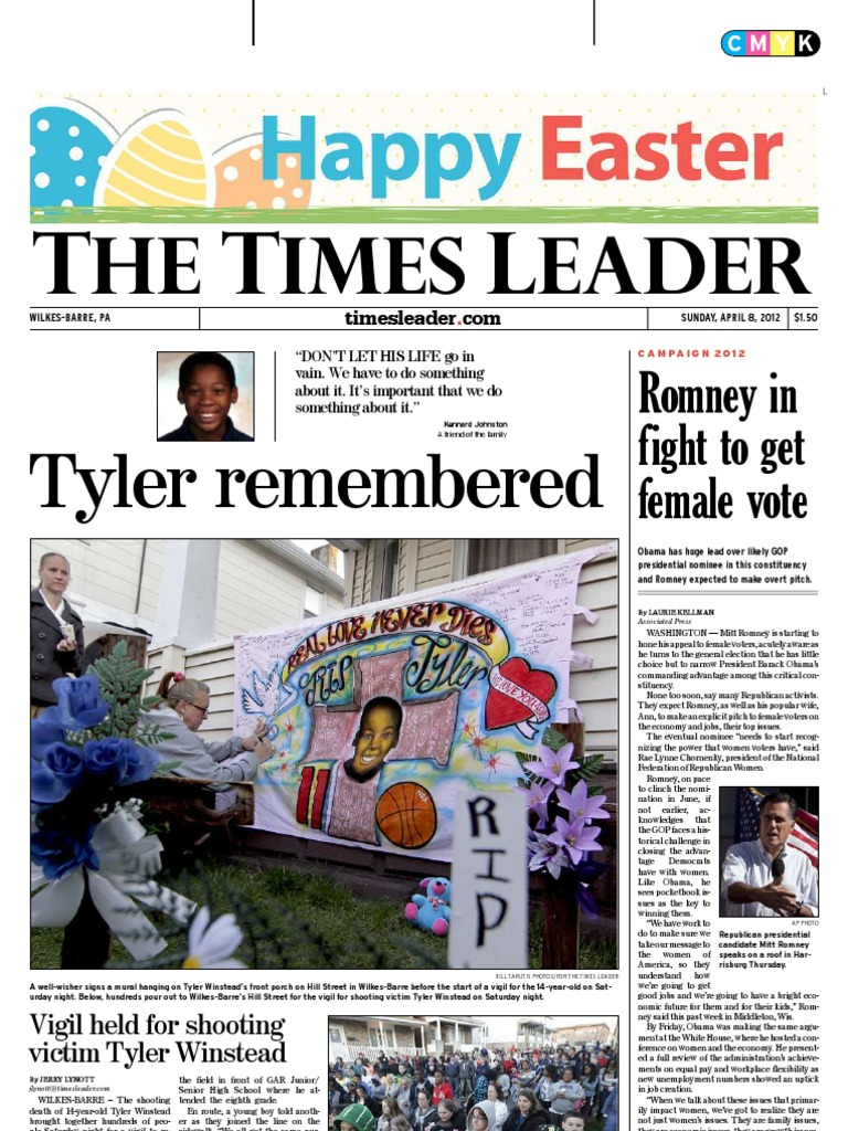Times Leader 04-08-2012   Gaza Strip   International Politics 51bb7880f219