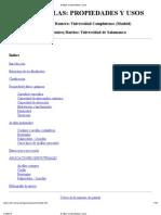 Arcillas_ Propiedades y Usos