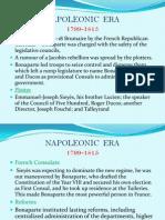 Napoleonic Era (1)