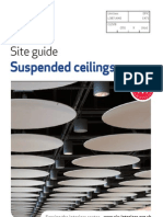AIS Site Guide for Suspended Ceilings