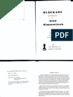 Aron Nimzowitsch - Blockade - New Perspectives