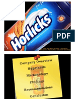 Horlicks V3