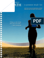 The Path to Permanent Weight Loss Success Journal