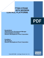 Retrofitting of Steam Turbines