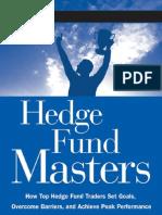 1 Hedge Fund Masters 0471724165