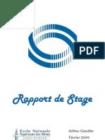 Rapport Stage Turboreacteur
